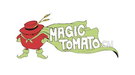 Logo Magic Tomato